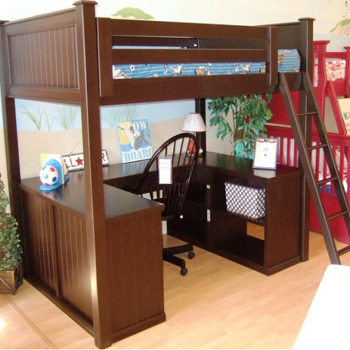 003 College Loft Bed