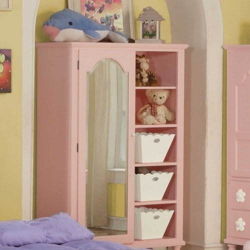 Item # 017AM Pink Armoire