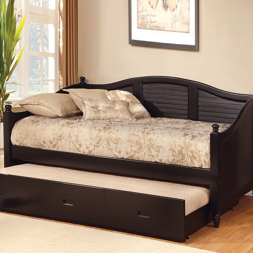 011DB Daybed W/Twin Trundle In White