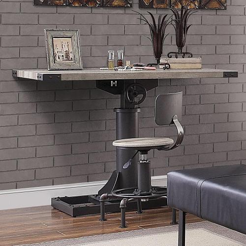 Item # 024CHR Modern Desk Chair