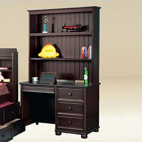 Item # 037HC Large Hutch in Walnut