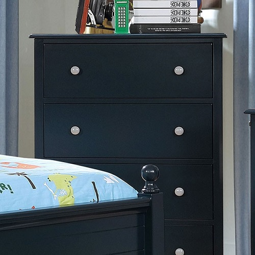 Item # 045CH 4 Drawer Chest in Blue