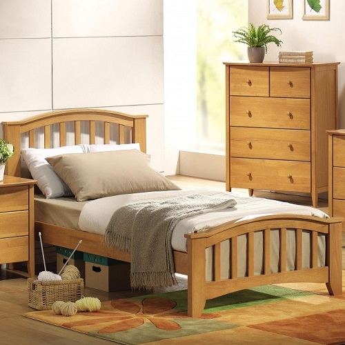 Item # 0944FB Simple Full Bed