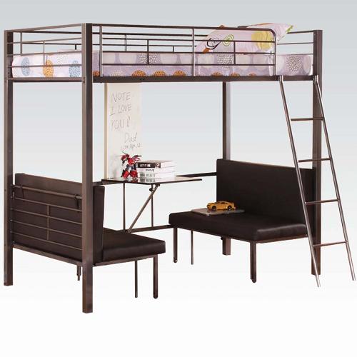 150MLB Loft Bed