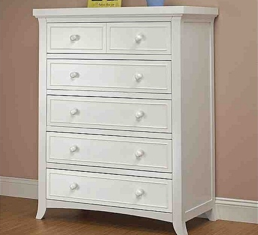 1515 Alex Collection 5 Drawer Chest