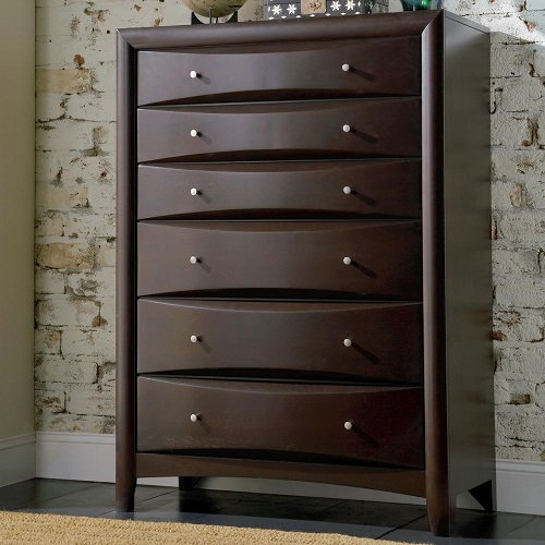 061CH 6 Drawer Chest