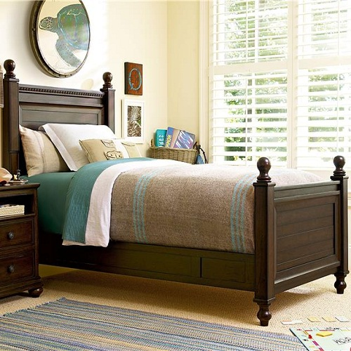 0001TB Aislinn Reading Twin Bed