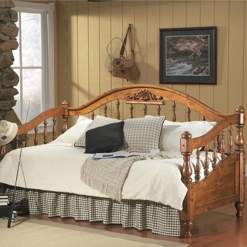 028DB Traditional Twin Daybed