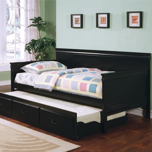 042DB Twin Daybed with Trundle