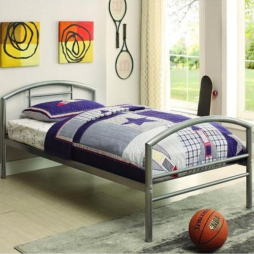 Item # 1031TMB Twin Metal Bed
