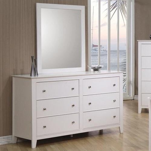 078M Dresser Mirror