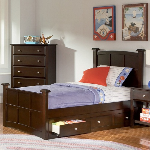 201T Twin Bed