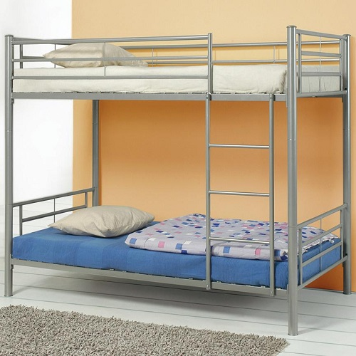 005MBB Metal Twin/Twin Bunk Bed