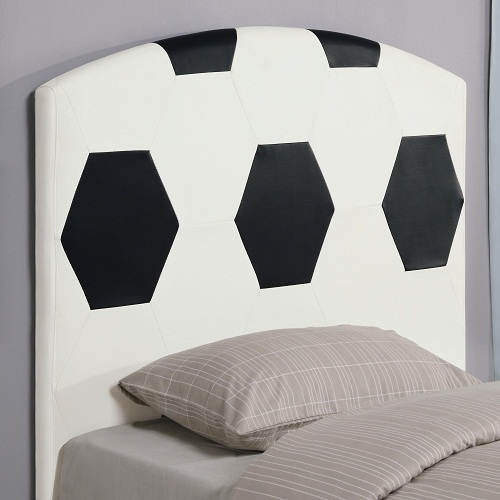 Item # 223HB Twin Soccerball Headboard