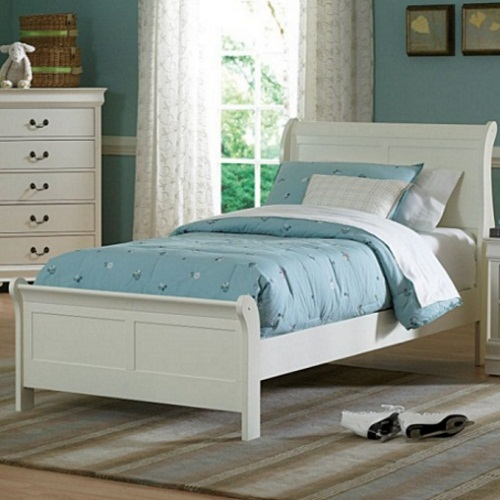 1048T Twin Sleigh Bed