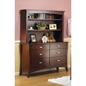 7260 Bolero Collection Double Dresser