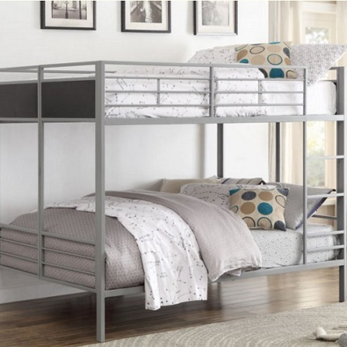 017MBB Metal Bunk Bed