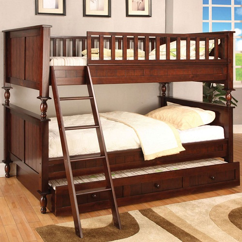 A0030TF Twin/Full Bunk Bed