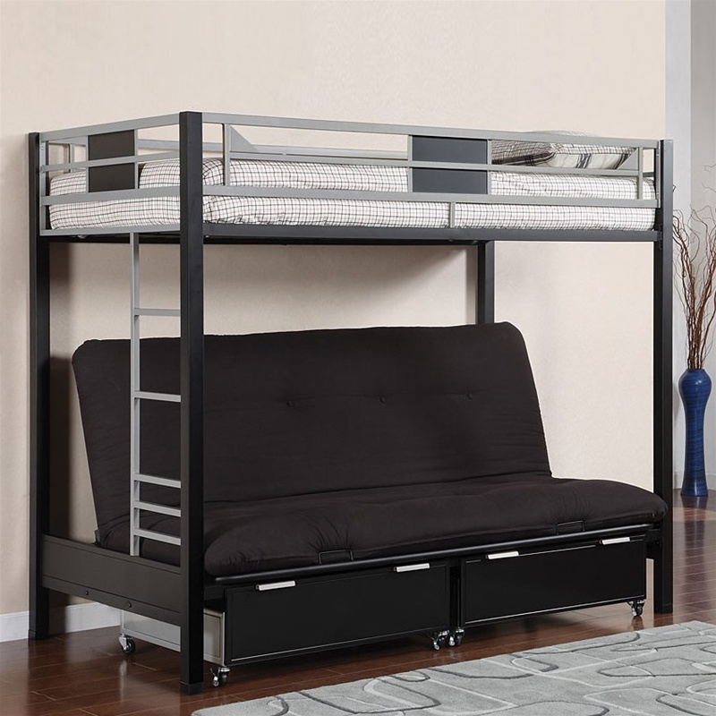 086MBB Twin over Futon