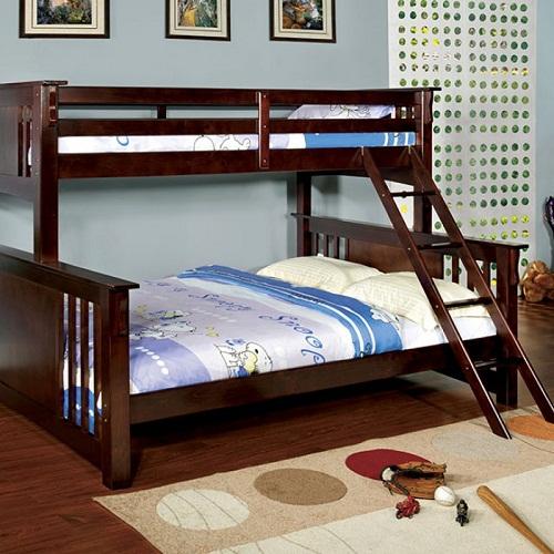 Item # 004TXQ Twin XL/Queen Bunk Bed