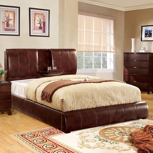 Item # 018Q Queen Bed