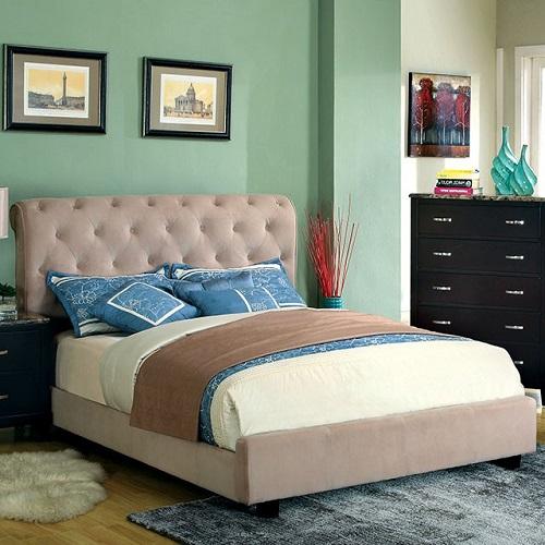 Item # 019Q Queen Bed