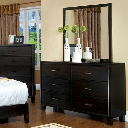 Item # 122DR 6 Drawer Dresser