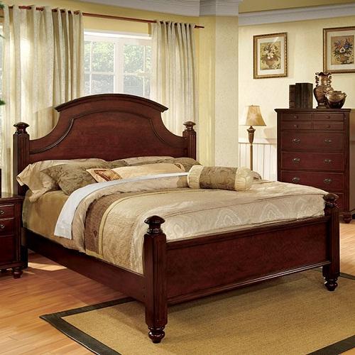 Item # 028Q Queen Bed