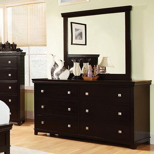 Item # 124DR Dresser