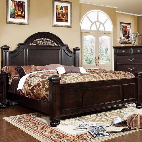 Item # 034Q Queen Bed