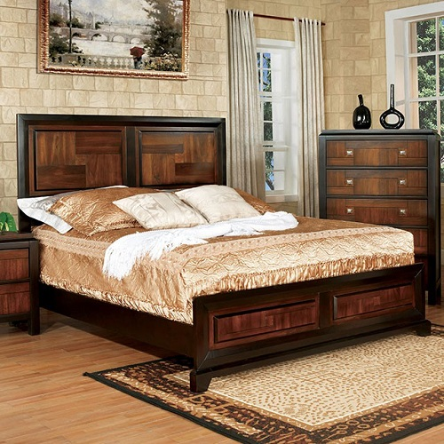Item # 035Q Queen Bed