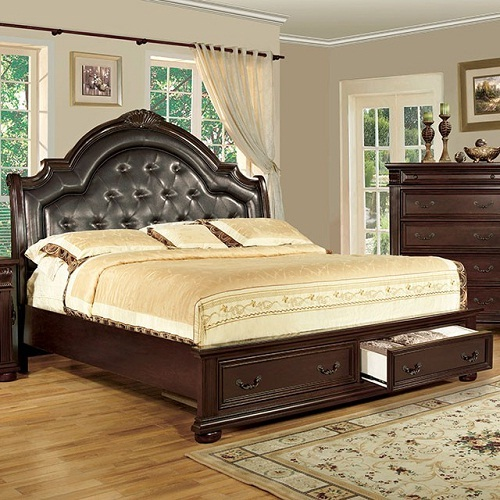 Item # 041Q Queen Bed