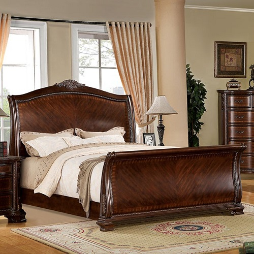 Item # 038Q Queen Bed