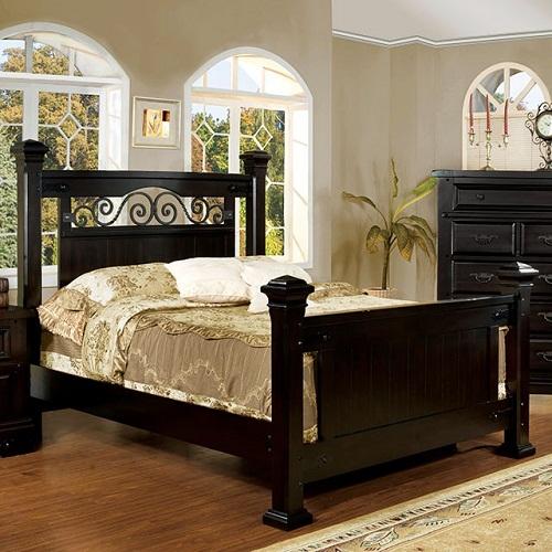 Item # 046Q Queen Bed