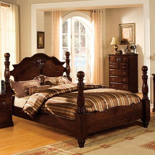 Item # 049Q Queen Bed