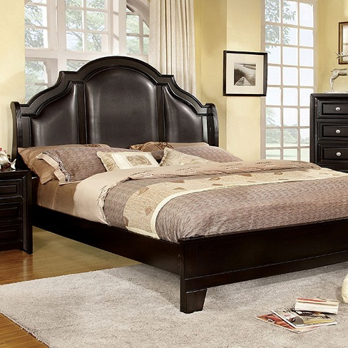 Item # 055Q Queen Bed
