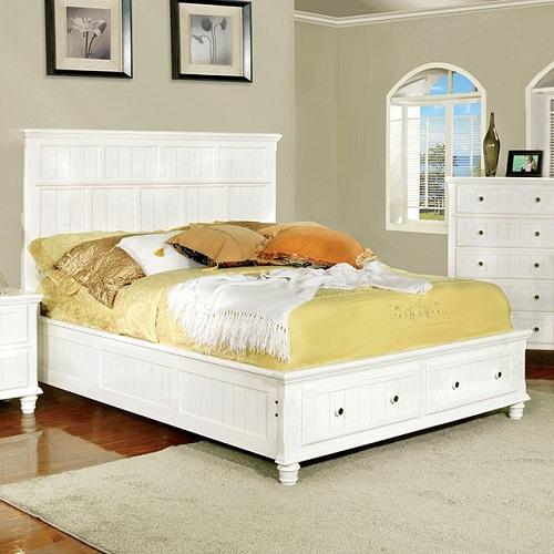 Item # 058Q Queen Bed