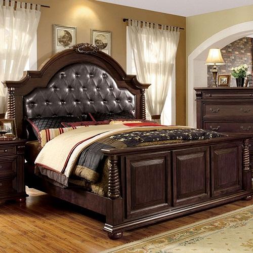 Item # 059Q Queen Bed