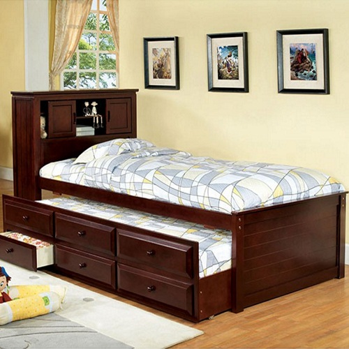 008CB Captain Twin Bed
