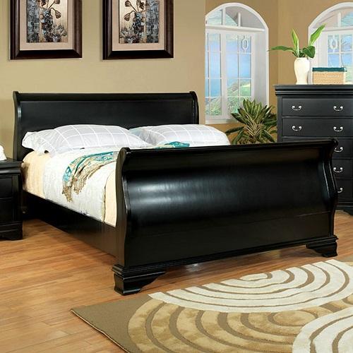 Item # 067Q Queen Bed