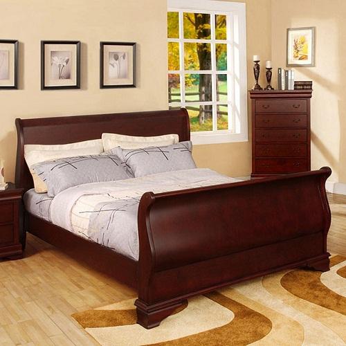 Item # 069Q Queen Bed