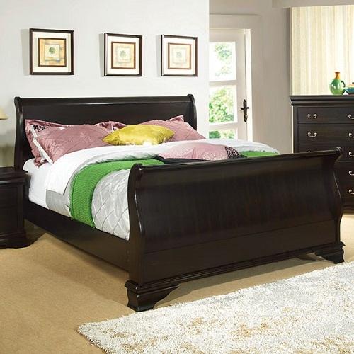 Item # 068Q Queen Bed