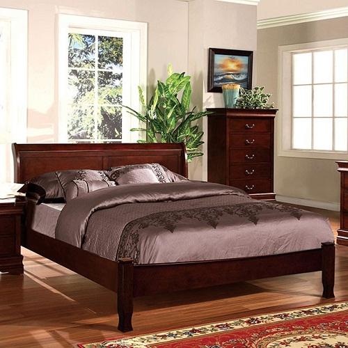 Item # 075Q Queen Bed
