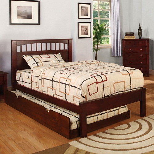 0942T Twin Platform Bed