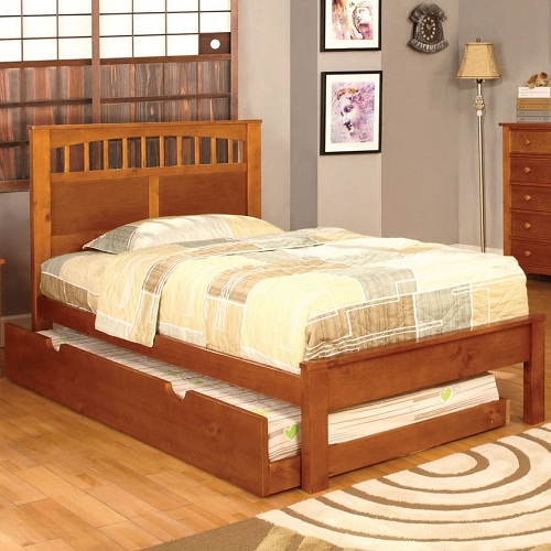 089FB Full Platform Bed