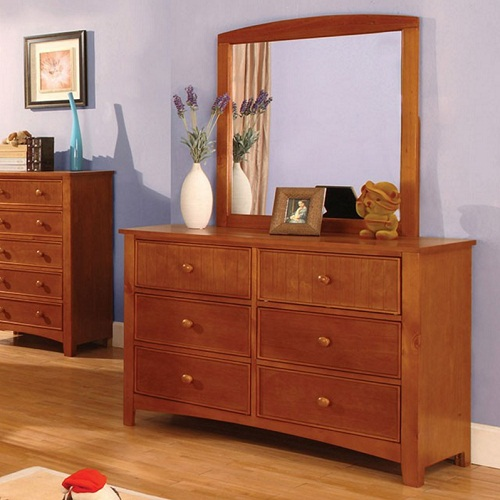 092DR 6 Drawer Dresser