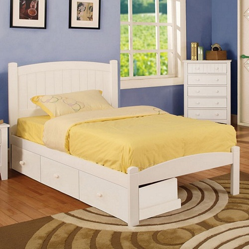 0939T Twin Platform Bed