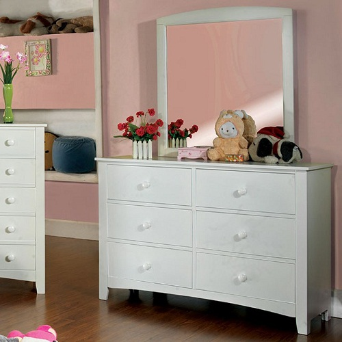 Item # 094DR 6 Drawer Dresser