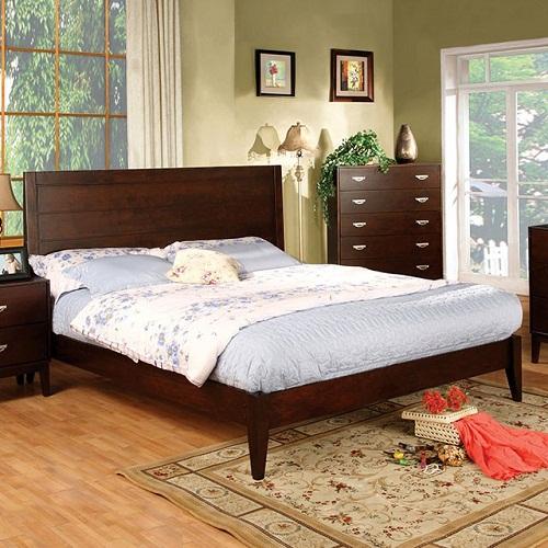 Item # 077Q Queen Bed