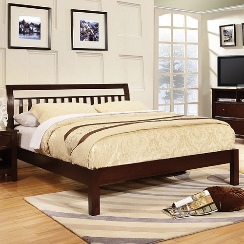 Item # 078Q Queen Bed
